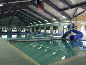 Peyton Falcon swim